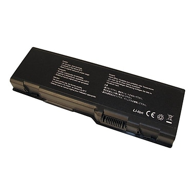 V7® DEL-6000V7® Li-Ion 4800 mAh 6-Cell Notebook Battery, Black