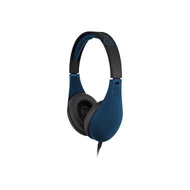ifrogz® Zagg® Coda Personal Headphones With Mic, Blue