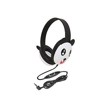 Califone Ergoguys 2810-PA Kids Stereo PC Headphone, Panda