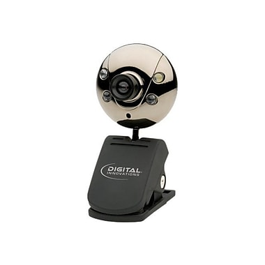 Digital Innovations ChatCam 4310100 Webcam, 1600 x 1200, 0.3 MP