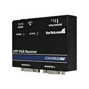 StarTech ST121R RJ-45 to VGA Extender, Black