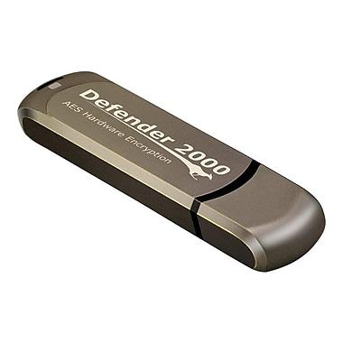 Kanguru™ Defender 2000™ KDF2000 USB 2.0 Flash Drive, 4GB
