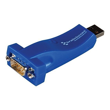 Brainboxes USB/Serial Data Transfer Adapter