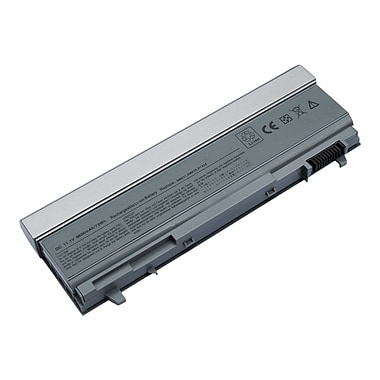 WorldCharge WCD0434 Li-Ion 11.1 VDC Notebook Battery for Dell Laptop