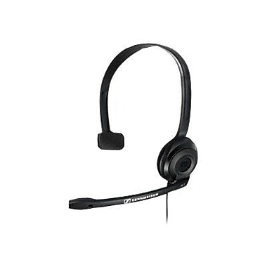 Sennheiser PC 2 CHAT 504194 Wired Single-Sided Analog Headset, Black
