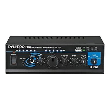 Pyle PTAU45 Power Amplifier, 240 W