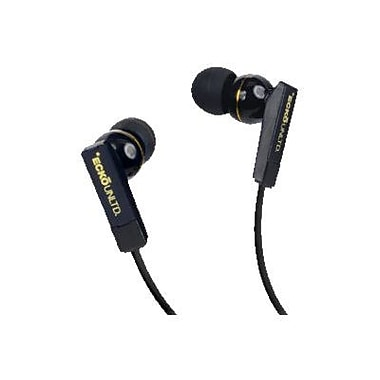 Mizco Ecko Stealth Earbud, Black