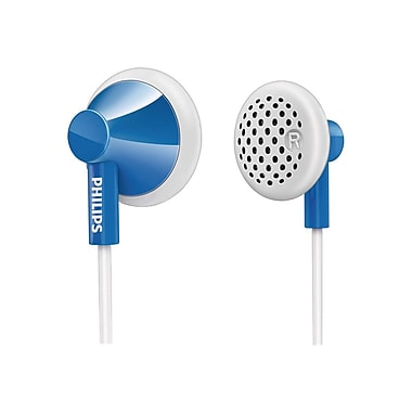 Philips SHE2100/28 In Ear Headphones, Blue