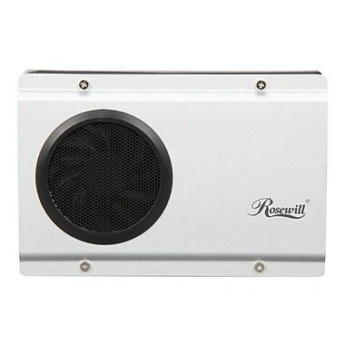 Rosewill® RX-358 V2 SLV Dual Bay SATA External Hard Drive Enclosure