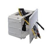 Datacomm™ Recessed Media Box, White
