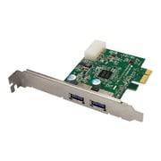 MicroNet PCI-e-USB3.0 2 Port PCI Express USB Adapter