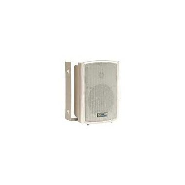Pyleaudio PD-WR53 Indoor/Outdoor Speaker Box, White