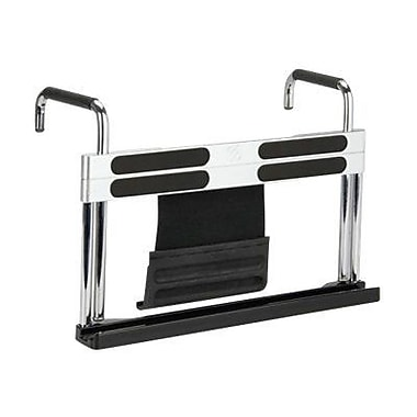 Scosche® fitRAIL Exercise Mount For iPad, Black/Silver