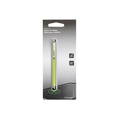 Kensington® K97035WW Virtuoso Stylus For Touch Screen Tablet, Chartreuse