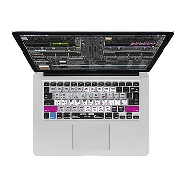 KB Covers Traktor Pro Version 2/Kontrol S4 Keyboard Cover For 13in. MacBook Air, Clear