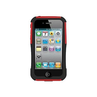 Trident® Aegis Case For Apple iPhone 4/4S, Red