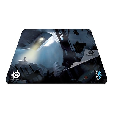 SteelSeries QcK 0.1in.(D) Portal 2 Edition Non-Slip Mouse Pad