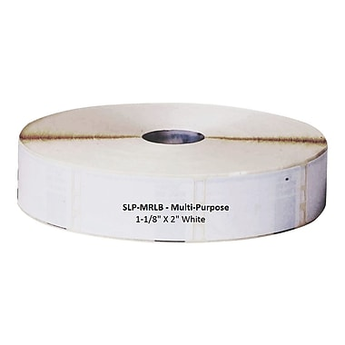 Seiko® Multipurpose Label, 2in.(W) x 1.12in.(L), White