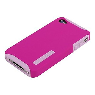 Incipio® Silicrylic Hard Shell Case For iPhone 4/4S, Pink
