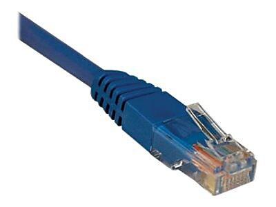 Tripp Lite 1 Cat5e RJ45 RJ45 UTP Patch Cable Blue