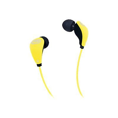 Mizco Ecko Glow Earbud, Yellow