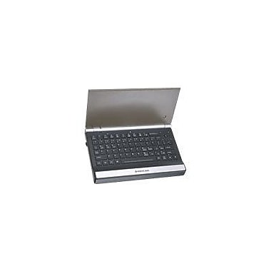 Iogear® GKM571R Multimedia Mini Keyboard With Laser Trackball