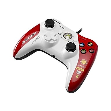 Thrustmaster® 4460098 GPX LightBack Ferrari F1 Edition Gamepad For Xbox 360, Xbox 360 S, PC