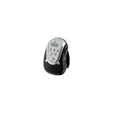GPX® R300B Portable Clock Radio