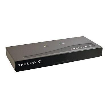 C2G® 29503 TruLink 2 Port UXGA Monitor Splitter/Extender, Black