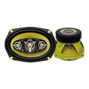 """Pyle® Gear X 6"""" x 9"""" 500 W 8-Way Speaker"""
