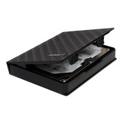 """StarTech 2.5"""" Anti-Static Hard Drive Protector Case, Black (HDDCASE25)"""