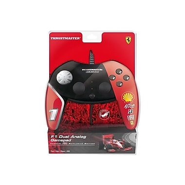 Thrustmaster™ F1 Dual Analog Ferrari F60 Exclusive Edition Game Controller