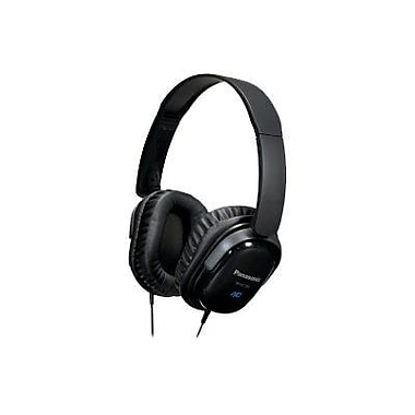 Panasonic RP-HC200 Over-the-Head Headphone, Black