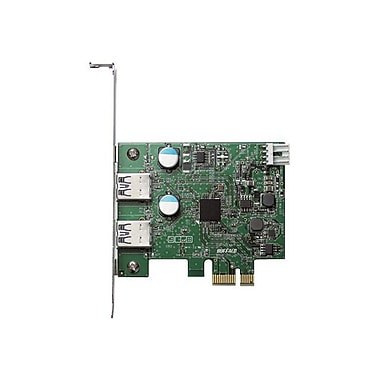 Buffalo IFC-PCIE2U3S2 USB 3.0 PCI-Express Interface Board, 2 Ports