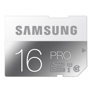 Samsung® Pro 16GB SDHC (Secure Digital High Capacity) Class 10/UHS-I Flash Memory Card