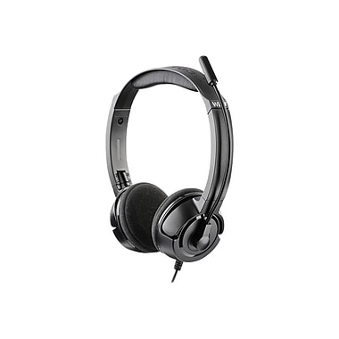 Turtle Beach® Ear Force NLa Wired Stereo Sound Gaming Headset, Black