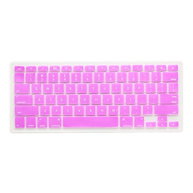 V7 Color Touch Pro MB1357PUR Keyboard Protector, Purple