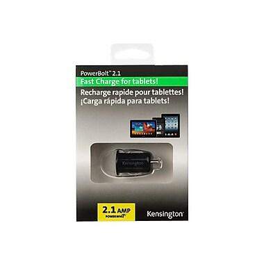 Kensington® PowerBolt™ 2.1 A Fast Car Charger