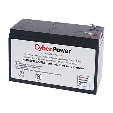 Cyberpower RB1270A 12 V UPS Replacement Battery