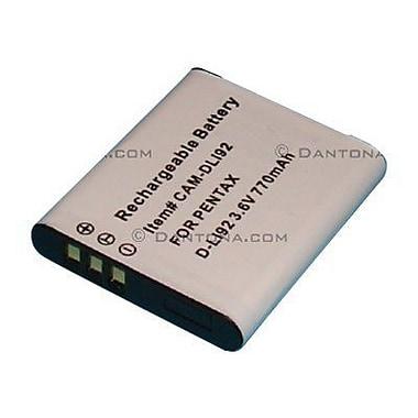 Dantona Replacement Digital Camera Battery, 3.6 VDC, 770 mAh