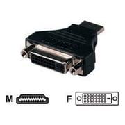QVS® High Speed HDMI Female to DVI Male Adaptor