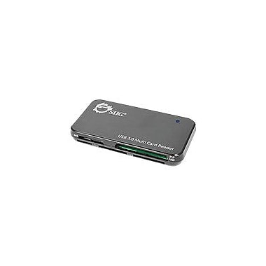 Siig® JU-MR0712-S1 Multi Card Reader