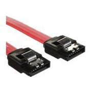 4XEM™ 18 Latching SATA 3.0 Cable, Red