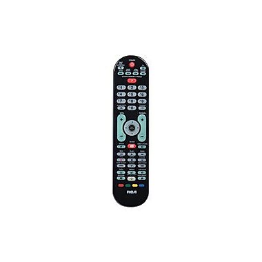 Voxx® RCA RCRPS06GR 6 Device Universal Remote With Presets