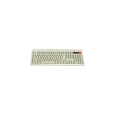 Keytronic CLASSIC-P1 USB Wired Keyboard, White