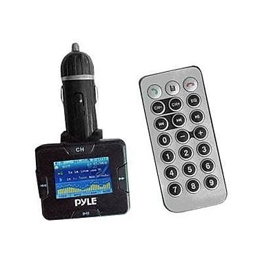 Pyle Wireless USB Bluetooth Car Hands-Free Kit, Black