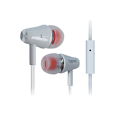 Cygnett Fusion II Earphone With Mic For iPod, iPad and MP3 Players, White