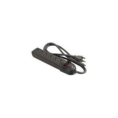 C2G 6-Outlet 450 Joule Surge Suppressor