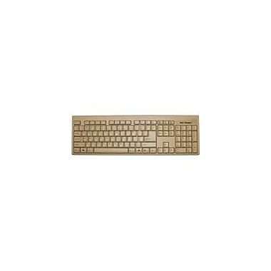 Keytronic KT400P1 PS/2 Wired Keyboard, Beige