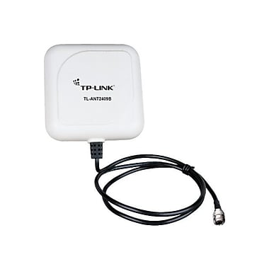 TP-LINK TL-ANT2409B 2.4GHz 9dBi Outdoor Directional Antenna, N Female connector, 1m/3ft cable